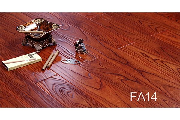 雅酷实木地板常见问题及维修方法