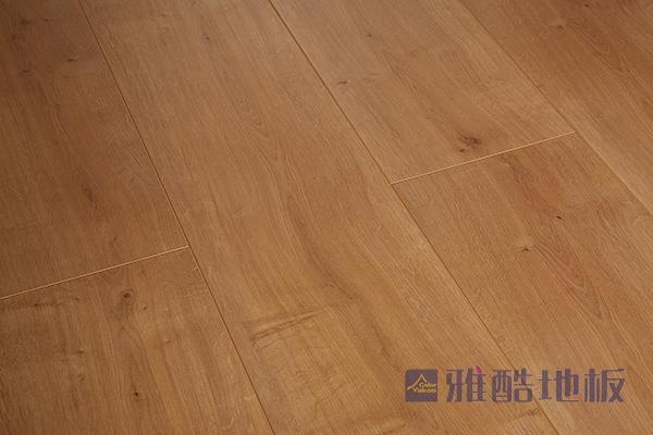 实木地板的挑选离不开油漆面的观察