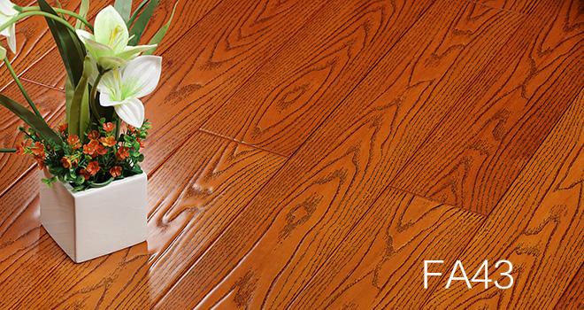 实木地板的选择与安装
